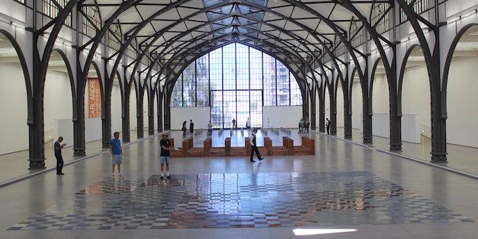 Berlijn Hamburger Bahnhof