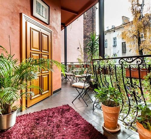 Aparthotel Oberza Krakau - time to momo