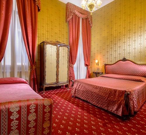 Centauro Hotel Venetie - time to momo