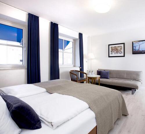 Hotel Christian IV - Kopenhagen - time to momo