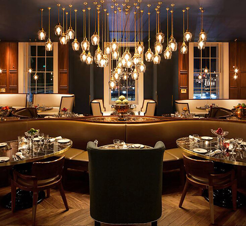 Great Northern Hotel - Londen - time to momo