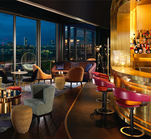 Mondrian London Hotel - time to momo