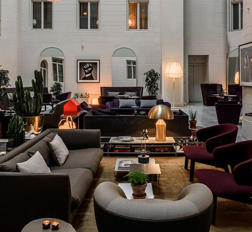 Nobis Hotel Stockholm - time to momo