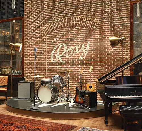 The Roxy Hotel Tribeca - New York - time to momo
