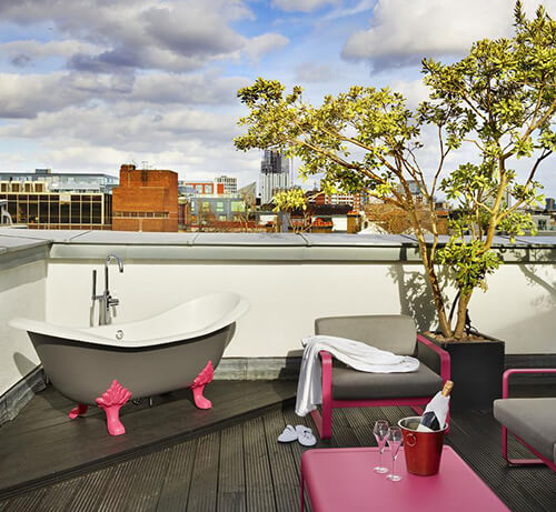 The Zetter Hotel - Londen - time to momo