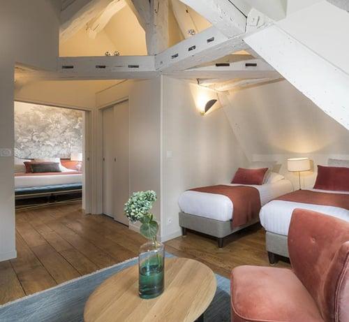 Hotel Jeanne d'Arc - Parijs - time to momo