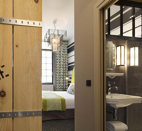 Hotel Fabric - Parijs - time to momo