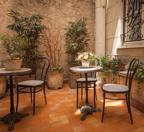 Hotel Le Compostelle - Parijs - time to momo