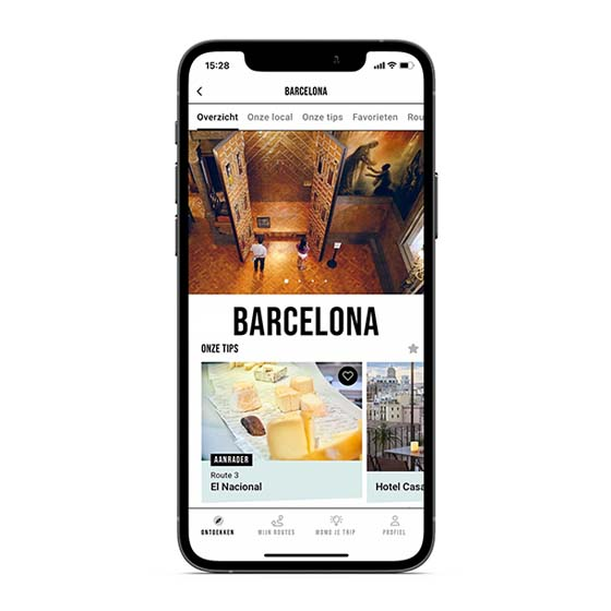 Barcelona app