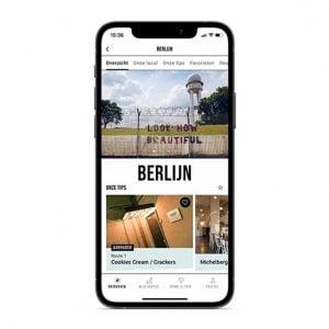 Berlijn app