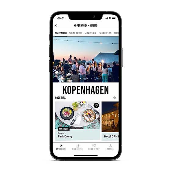Kopenhagen app