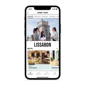 Lissabon app
