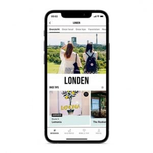 Londen app