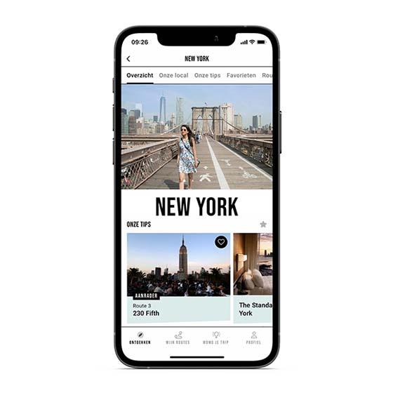 New York app