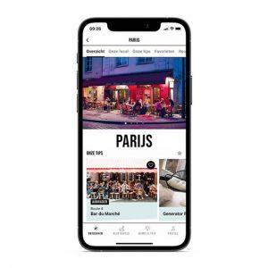 Parijs app