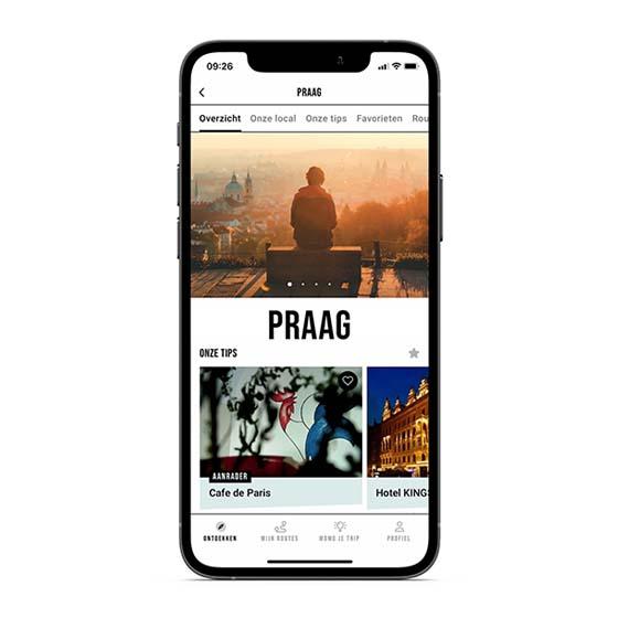 Praag app