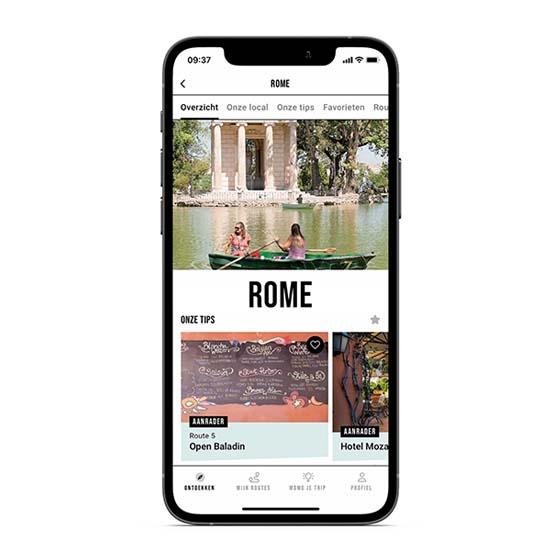 Rome app