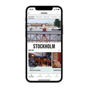 Stockholm app