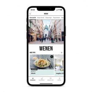 Wenen app