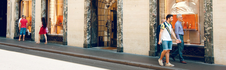 Villa Borghese, Spagna & Piazza del Popolo
