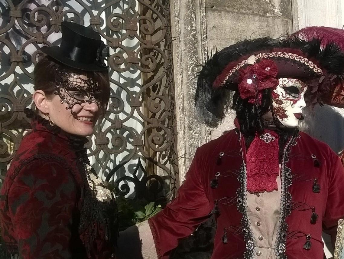 carnaval venetie