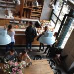 Ontbijten in Krakau