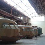 Doenmet kinderen: spoorwegmuseum Napels