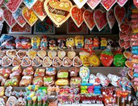 Praag Streetfood en attracties Mattheus-kermis