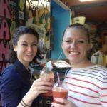 Frisse en goedkope fruit sapjes bij Fuoco e Frutta in Napels