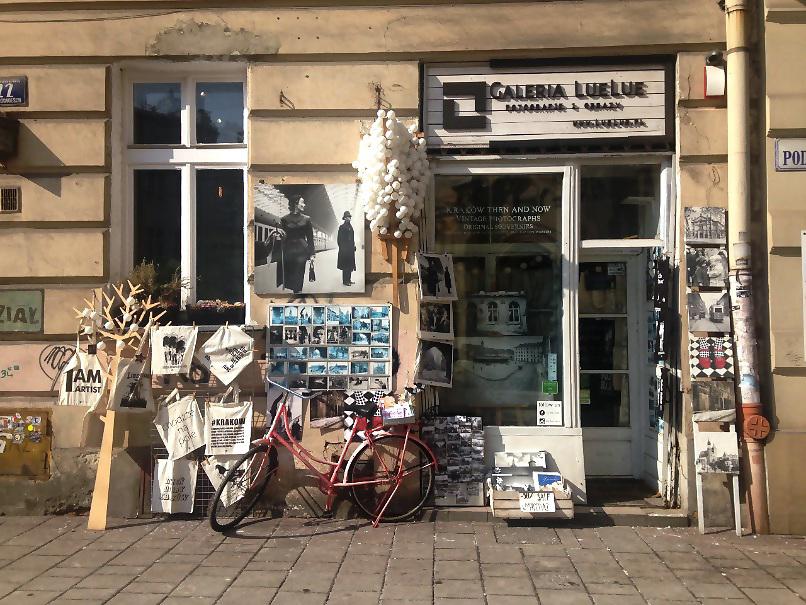 Souvenirs uit Krakau