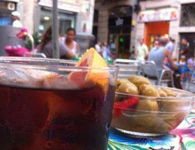 glas vermout terras Barcelona