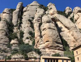 Montserrat berg