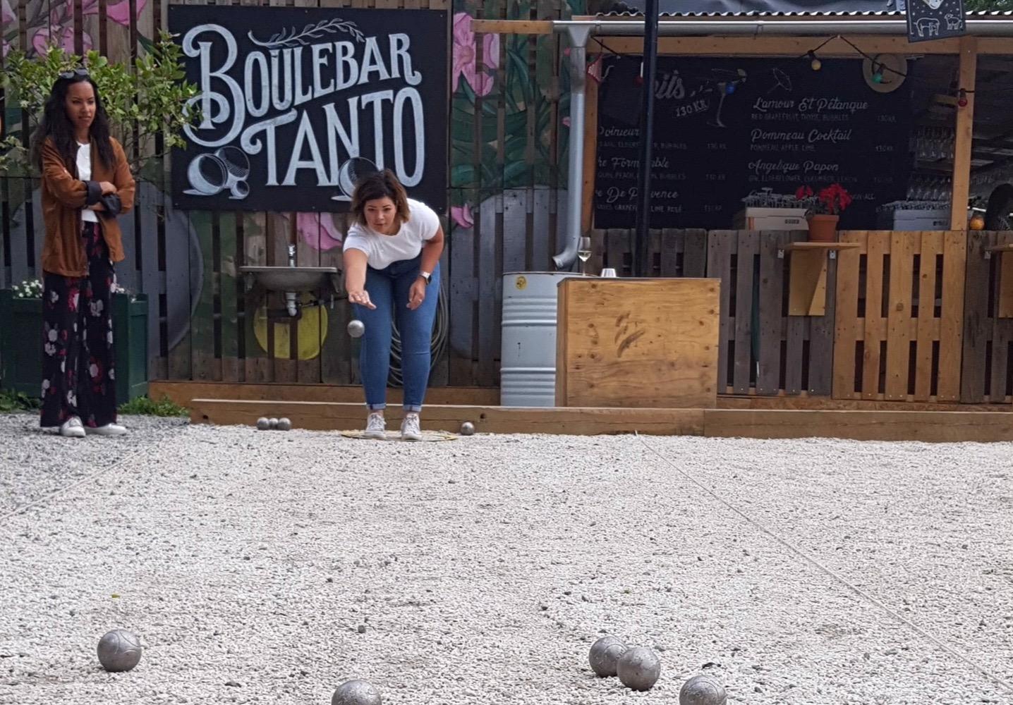 Boulebar Tanto - pétanque