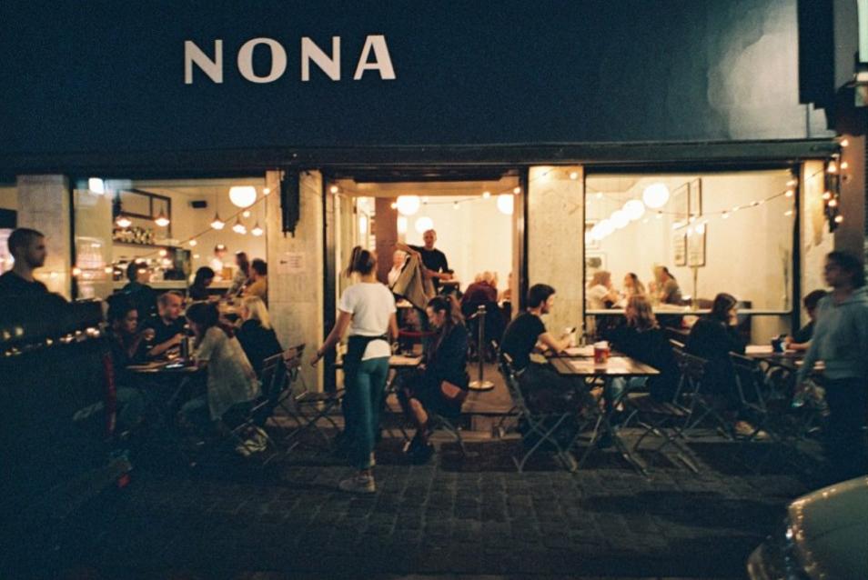 Nona Napolitaanse pizzeria