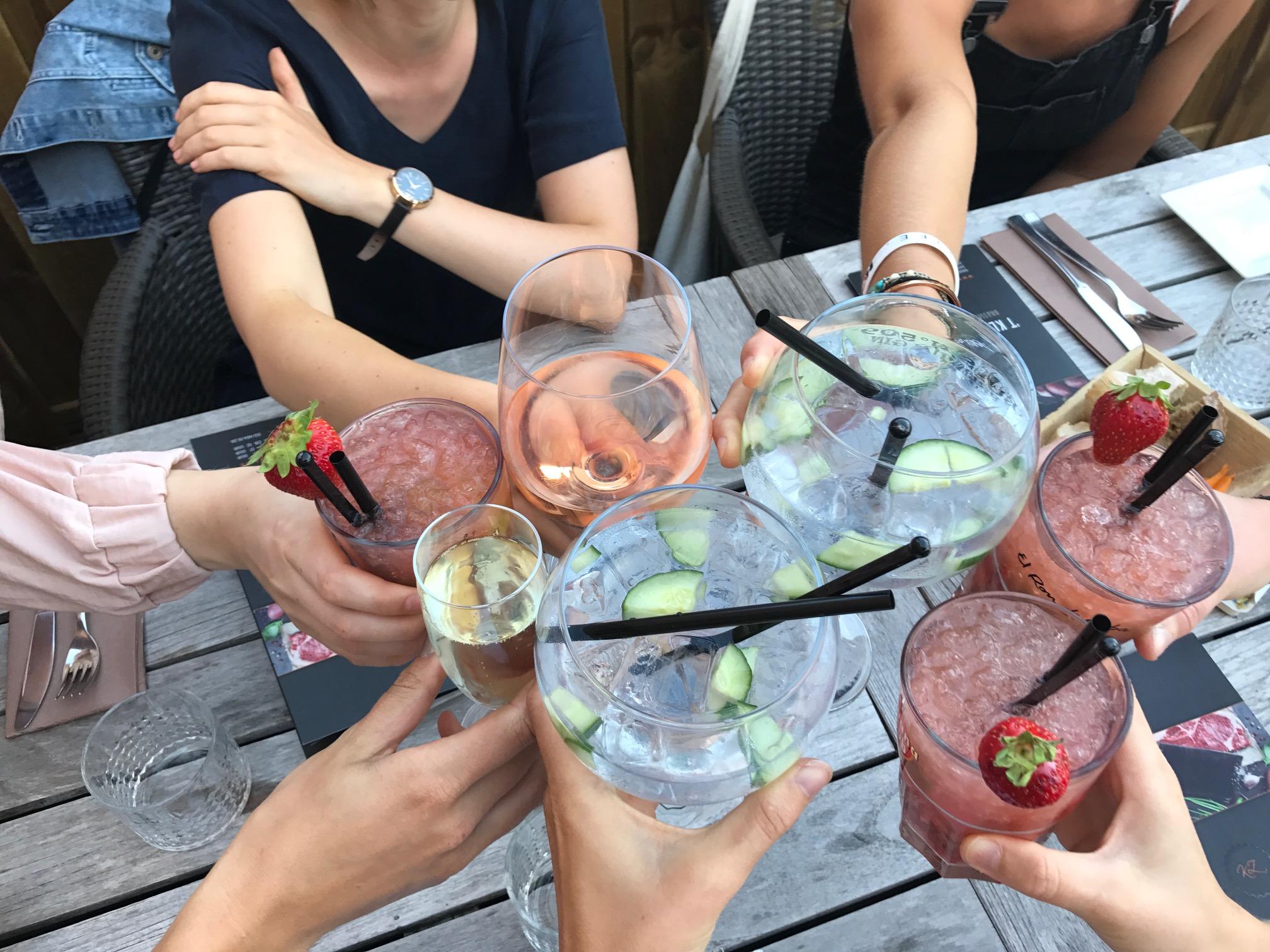 Cocktails voor een avondje uit in Stockholm