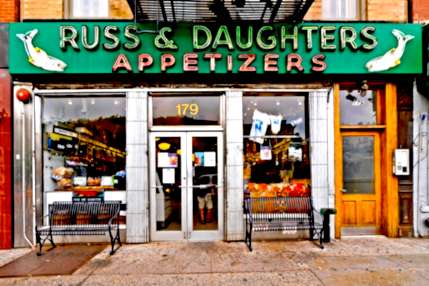 winkel van russ and daughters