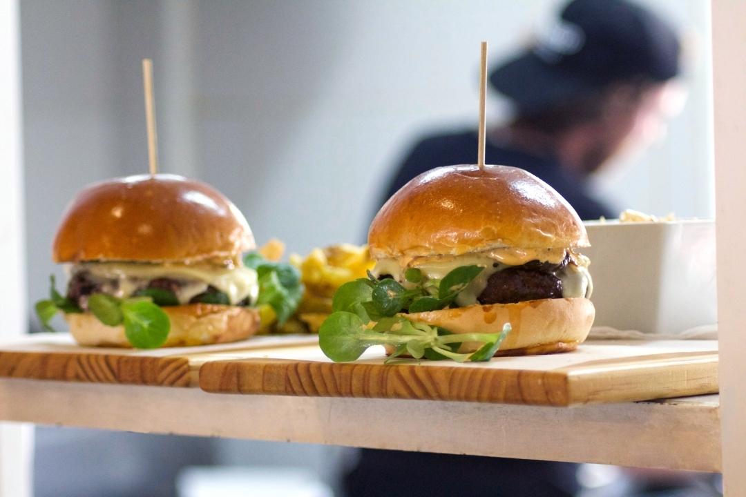 Málaga La Calle Burger