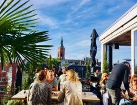 DenHaag coctails uitzicht rooftop bars Denhaag