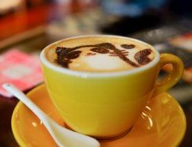 koffie in het Hongkongse Wan Chai