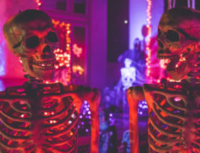 Halloween in Londen - time to momo tips
