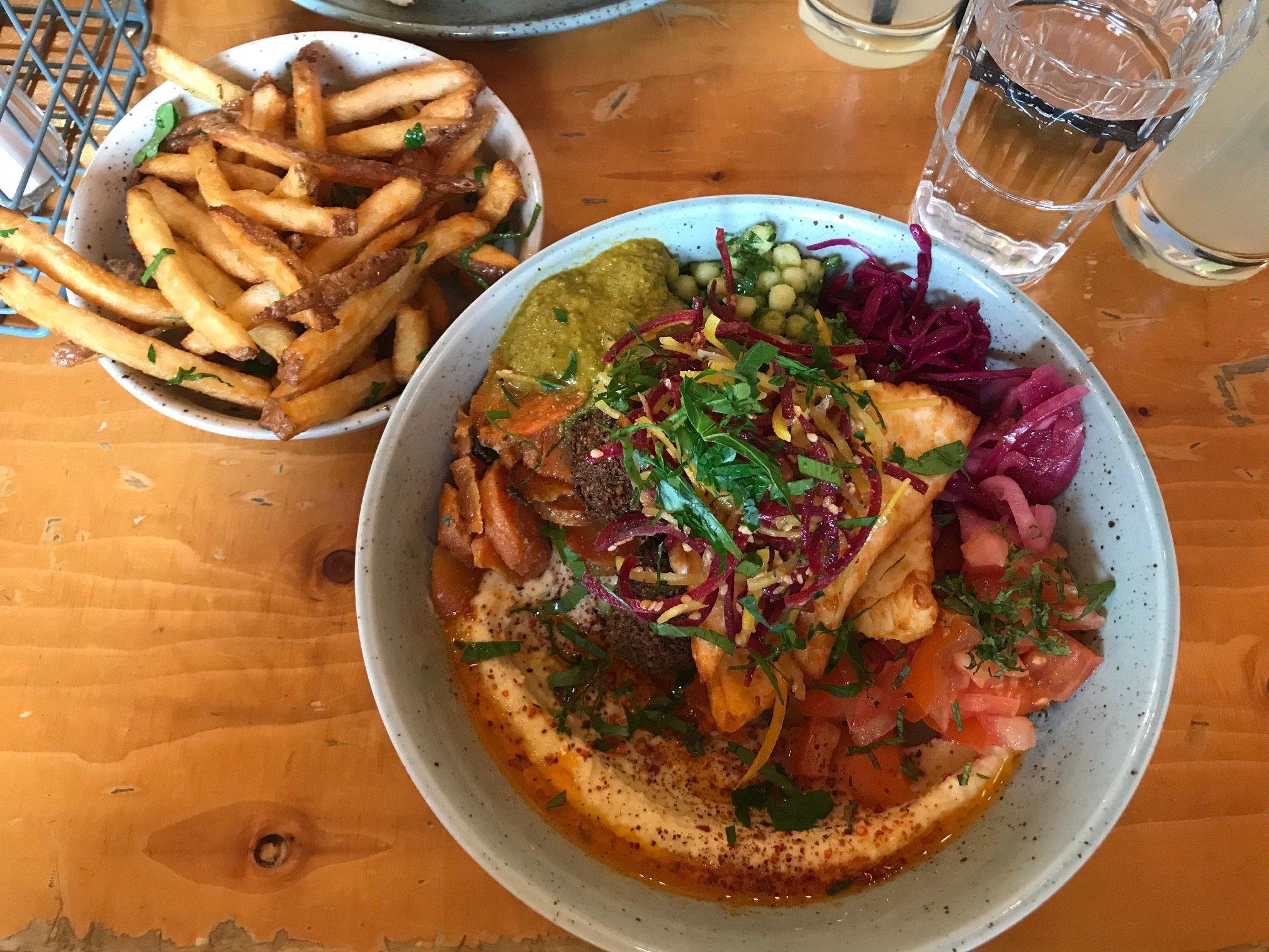 vegetarische food tour door Södermalm