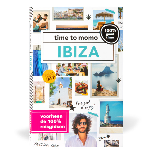 Reisgids Ibiza - time to momo