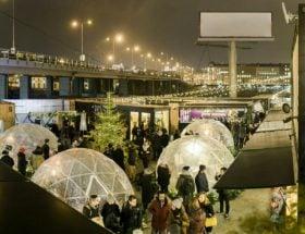 Praag Manifesto Winter Market kerstmarkt voor foodies