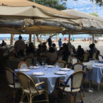 Restaurant Salamanca in de wijk Barceloneta aan het strand van Barcelona