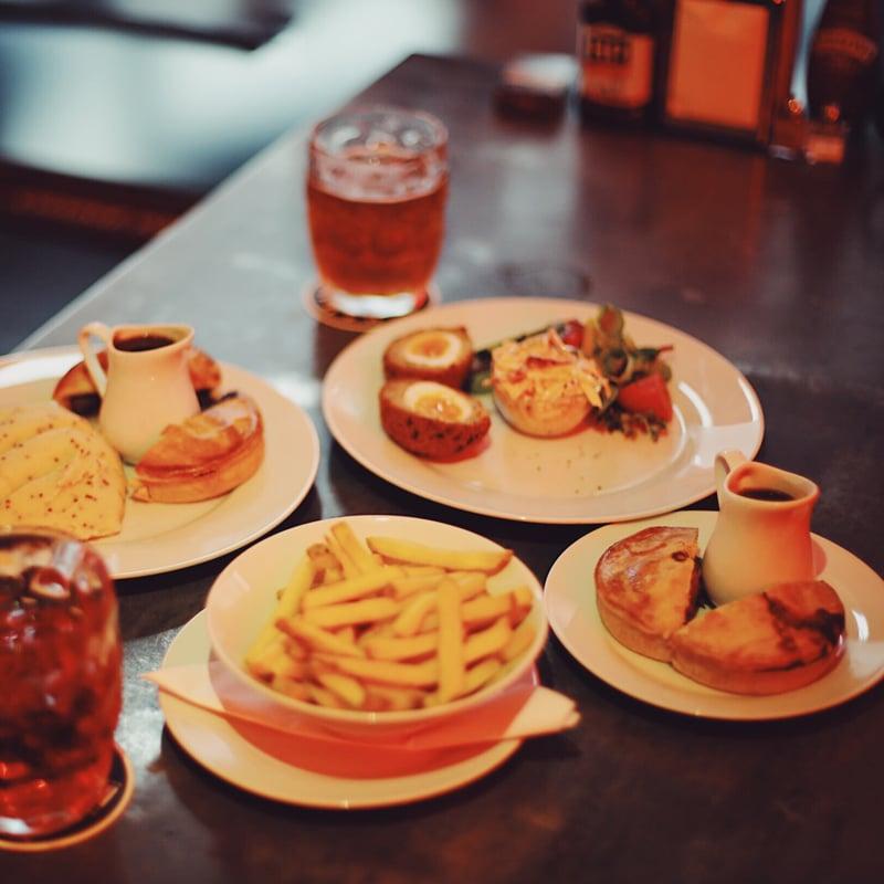 eten in londen: 5 hotspots