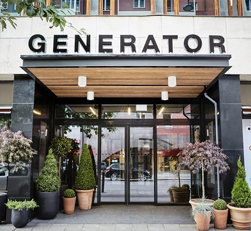 Generator Stockholm - time to momo