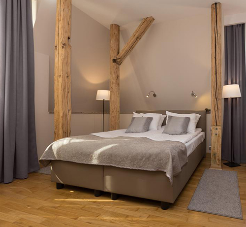 Grottger Boutique Hotel Krakau - time to momo