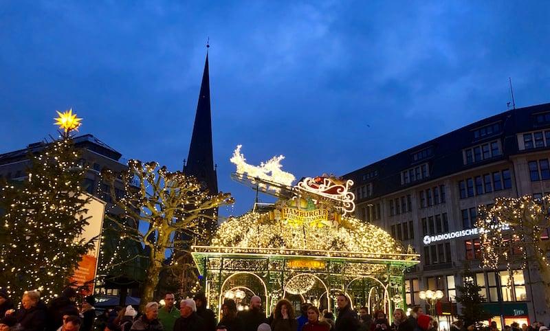 Jingle Bell All The Way Op Kerstmarkten In Hamburg Time To Momo