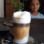 Koffie drinken in Marrakech