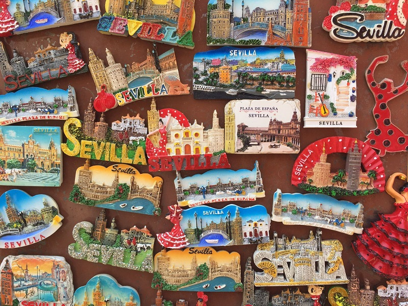 Sevilla_de_leukste_local_souvenirs